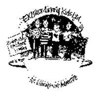 ...EXTRAORDINARY KIDS LTD... AN EDUCATIONAL ADVENTURE KINDERGARTEN ENRICHMENT PROGRAM