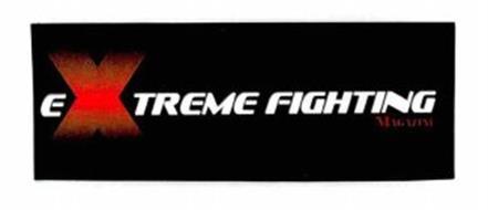 EXTREME FIGHTING MAGAZINE