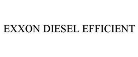 EXXON DIESEL EFFICIENT