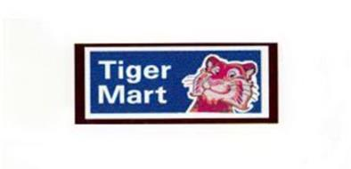 TIGER MART Trademark of EXXON MOBIL CORPORATION. Serial ...