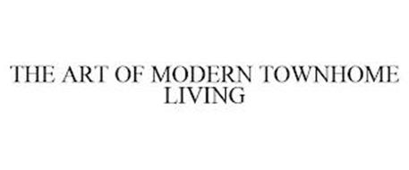 THE ART OF MODERN TOWNHOME LIVING