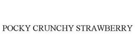 POCKY CRUNCHY STRAWBERRY