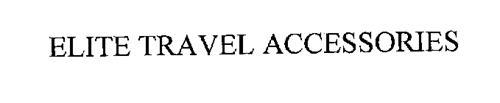 ELITE TRAVEL ACCESSORIES