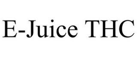 E-JUICE THC