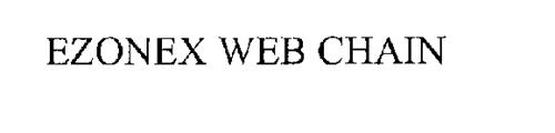 EZONEX WEB CHAIN