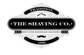 TRADITION THE SHAVING CO. MEN'S FINE HANDMADE GROOMING 1888