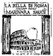 LA-BELLA DI ROMA ITALIAN STYLE MARINARA SAUCE