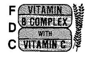 FDC VITAMIN B COMPLEX WITH VITAMIN C