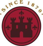 SINCE 1870