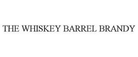 THE WHISKEY BARREL BRANDY