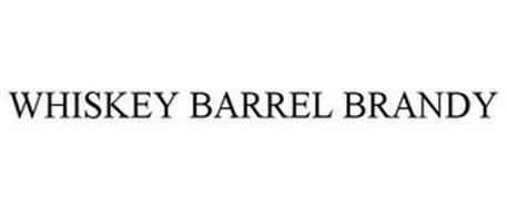 WHISKEY BARREL BRANDY