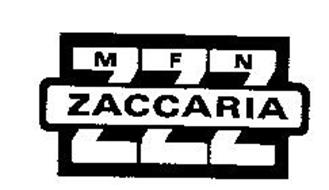ZZZ MFN ZACCARIA