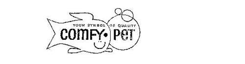 "COMFY-PET ""YOUR SYMBOL OF QUALITY"""