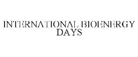 INTERNATIONAL BIOENERGY DAYS