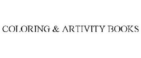 COLORING & ARTIVITY BOOKS