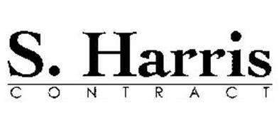 S. HARRIS CONTRACT