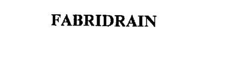 FABRIDRAIN