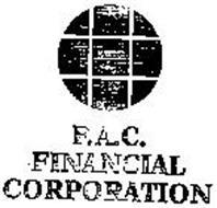F.A.C. FINANCIAL CORPORATION