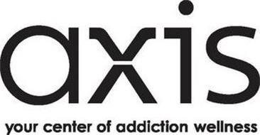 AXIS YOUR CENTER OF ADDICTION WELLNESS