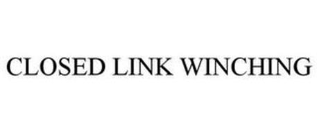 CLOSED LINK WINCHING