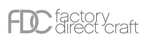 FDC FACTORY DIRECT CRAFT