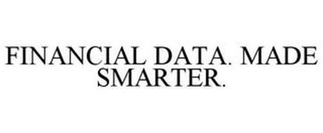 FINANCIAL DATA. MADE SMARTER.
