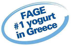 FAGE # 1 YOGURT IN GREECE