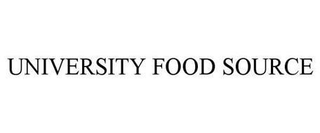 UNIVERSITY FOOD SOURCE