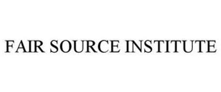 FAIR SOURCE INSTITUTE