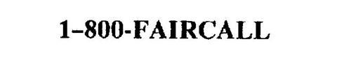 1-800-FAIRCALL