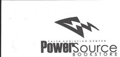 FAITH CHRISTIAN CENTER POWERSOURCE BOOKSTORE