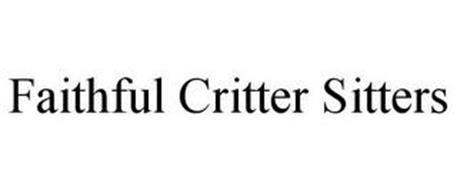 FAITHFUL CRITTER SITTERS