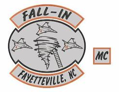 FALL-IN MC FAYETTEVILLE, NC 4 8 22