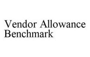 VENDOR ALLOWANCE BENCHMARK