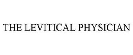 THE LEVITICAL PHYSICIAN