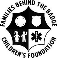 FAMILIES BEHIND THE BADGE CHILDREN'S FOUNDATION