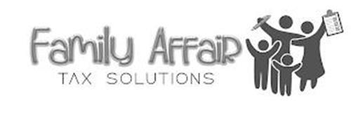FAMILY AFFAIR TAX SOLUTIONS