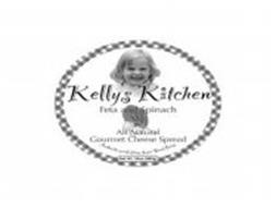 KELLY'S KITCHEN FETA AND SPINACH ALL NATURAL GOURMET CHEESE SPREAD ANOTHER FINE PRODUCT FROM SUGAR BROOK FARMS