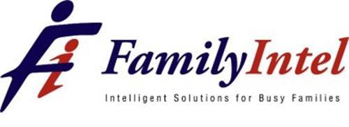 FI FAMILYINTEL INTELLIGENT SOLUTIONS FOR BUSY FAMILIES