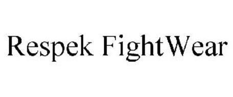 RESPEK FIGHTWEAR