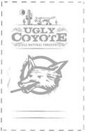UGLY COYOTE ALL NATURAL TOBACCO