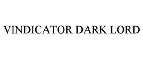 VINDICATOR DARK LORD