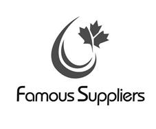 FAMOUS SUPPLIERS