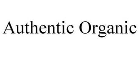 AUTHENTIC ORGANIC