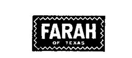 FARAH OF TEXAS