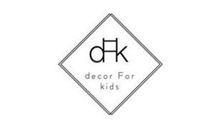DFK DECOR FOR KIDS
