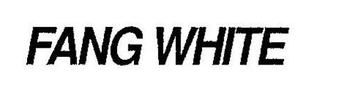 FANG WHITE