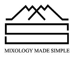 MMS MIXOLOGY MADE SIMPLE