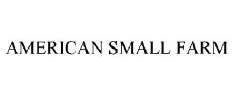 AMERICAN SMALL FARM