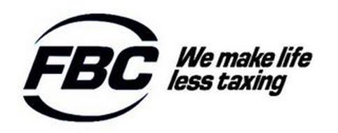 FBC WE MAKE LIFE LESS TAXING